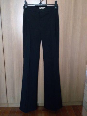Calça social Zara flare (com elastano)