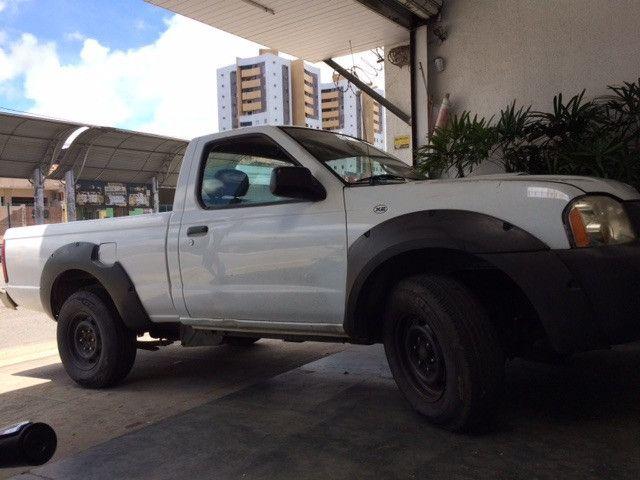 Vendo Frontier xe-cs 4x2/Recebe Moto