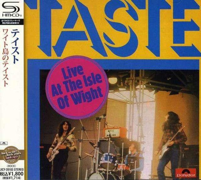 Taste - CD, Album, Reissue, Remastered, SHM-CD - Foto 4
