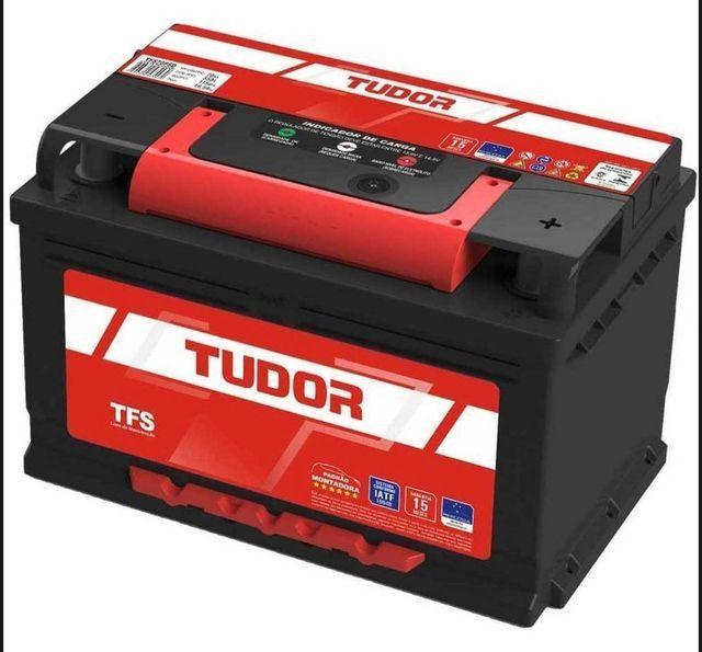 Bateria Tudor 60ah R$ 279,90
