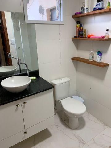Apartamento quarto e sala com mezanino - Foto 6
