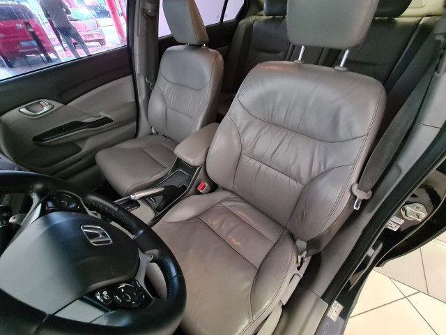 Honda Civic lxr 2014 - Foto 17