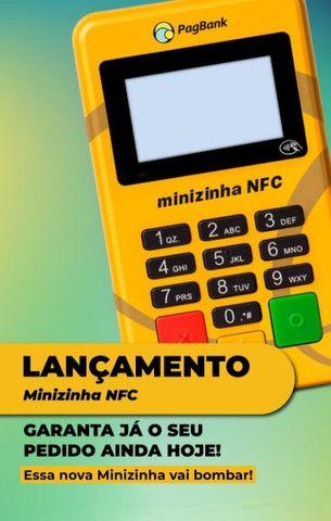LANÇAMENTO Minizinha NFC(aproximação)