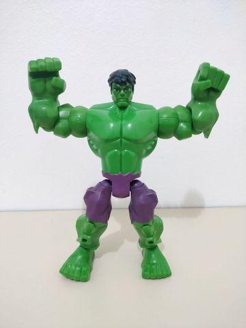 Boneco Hulk Super Hero Mashers