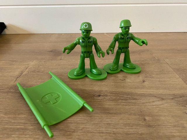 Soldados Toy Story Imaginext - Mattel - Foto 3