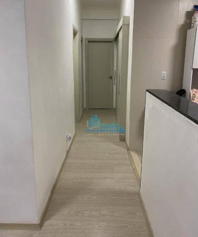 Apartamento com 3 dormitórios à venda, 110 m² por R$ 495.000,00 - José Menino - Santos/SP - Foto 12