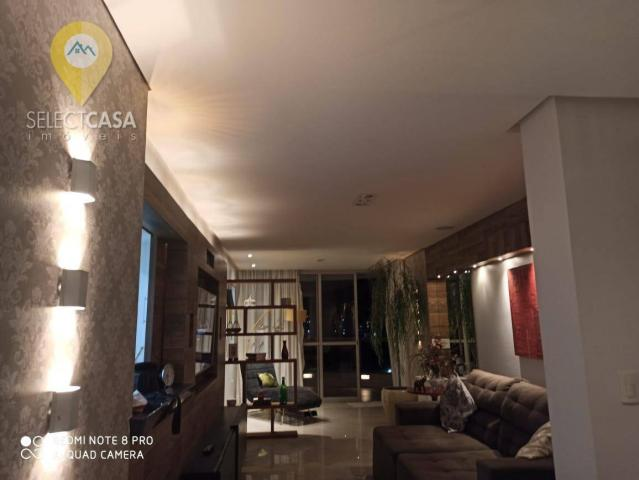 Apartamento 4 quartos em Jardim Camburi sendo 1 por andar - Foto 8