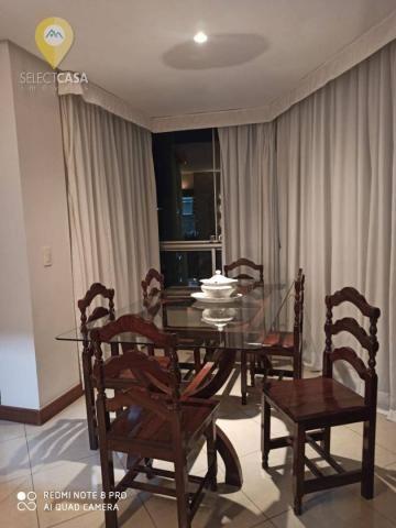 Apartamento 4 quartos em Jardim Camburi sendo 1 por andar - Foto 4