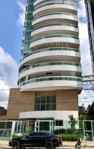 Ed. Bourbon - 3 Suítes, 200 m², 3 Vagas, no Umarizal