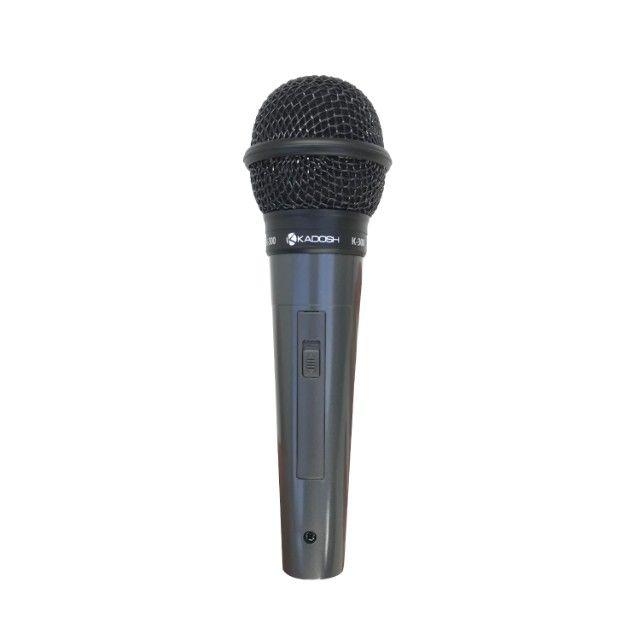 Microfone Kadosh KDS-300 C/ Cabo de 5mt