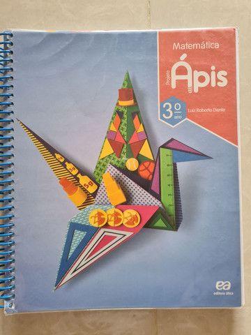 Projeto Ápis Matemática- 3° Ano