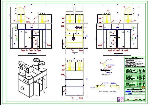 Projetista/Desenhista/Cadista/Mecânico e Estrutura Metálica. - Foto 2