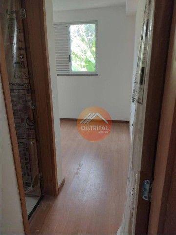 Apartamento com 2 dormitórios à venda, 55 m² por R$ 275.000,00 - Ouro Preto - Belo Horizon - Foto 11