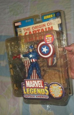 Marvel Legends - Toy Biz - Lacradas - Foto 4