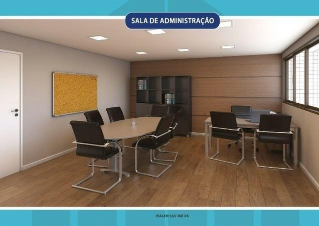 DM - Lançamento na Imbiribeira, 2 ou 3 quartos, condomínio club lazer completo - Foto 16