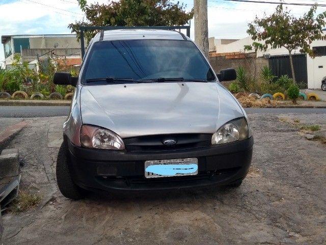 Ford courier-2009-1.6 Flex -Muito fina - Foto 16