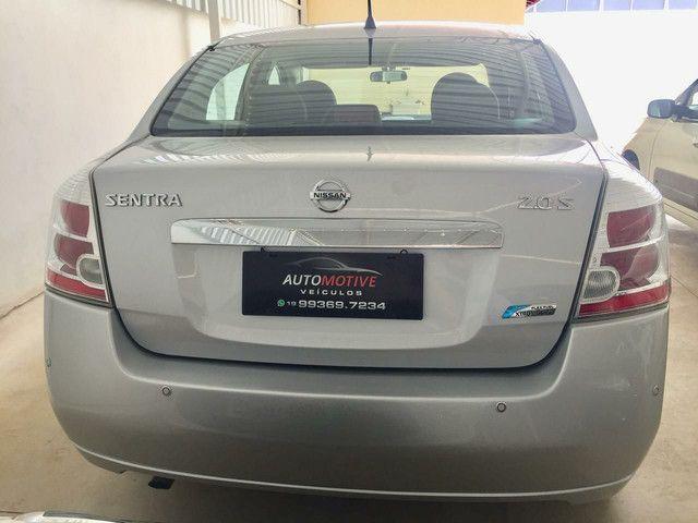 Nissan Sentra 2.0 S automático 2012 - Foto 4
