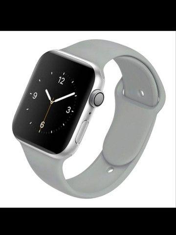 Pulseira de silicone macio Apple watch 42 mm - 44 mm - Foto 2