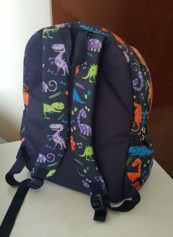 Bolsa de dinossauro  infantil  - Foto 2