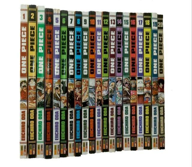 Mangás: One Piece (19/10)