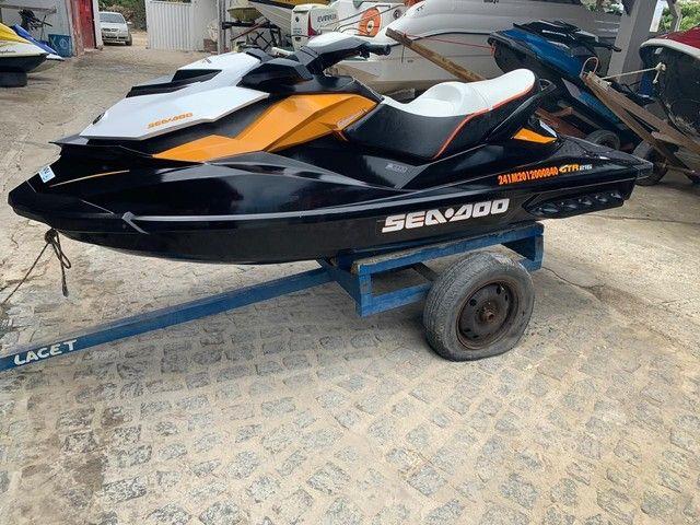 Jet ski Seadoo 215 gtr ano 2012  - Foto 3