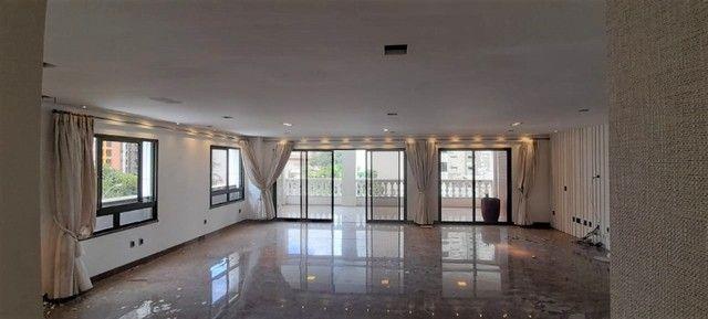 Alugo Magnífico Apartamento de Luxo- Um por Andar- 320m2- Ed. Casa Rosa- Aldeota - Foto 11