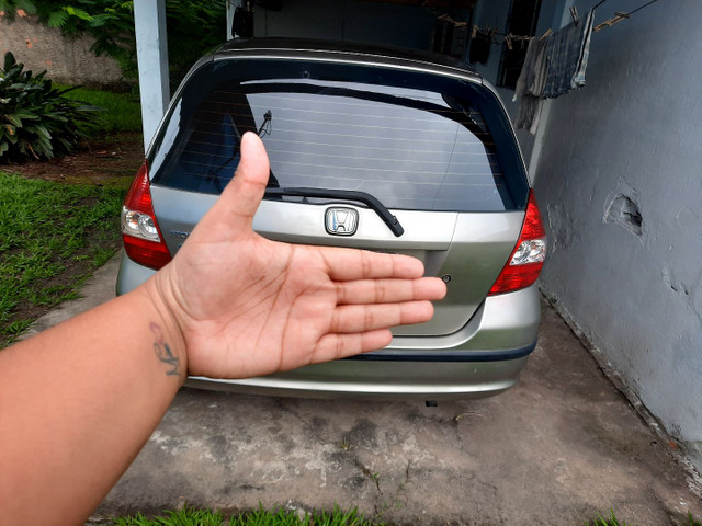 Honda Fit 2004 - Foto 5