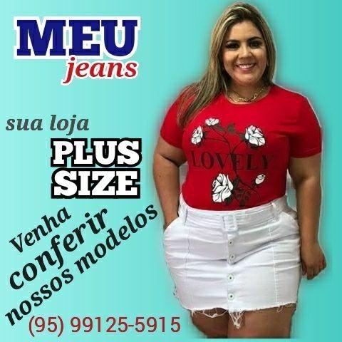 Moda Plus Size Feminina - Foto 3