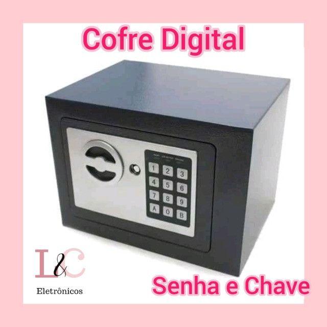 Cofre digital com senha entrega imediata - Foto 4