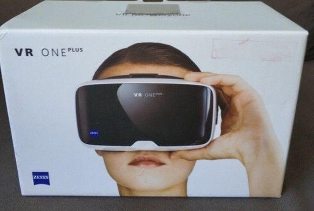 Óculos Zeiss One Plus Realidade Virtual Games Vídeos 360
