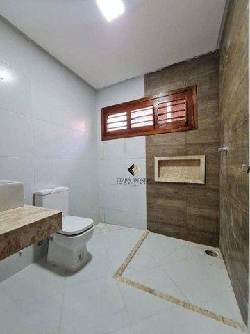 Uma excelente casa plana na Maraponga com 3 quartos sendo 1 suíte, garagem para 02 carros  - Foto 7