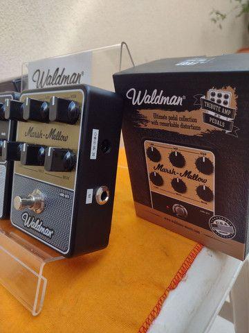 Pedal Guitarra Simulador de amplificador Fender ou Marshall - Foto 3