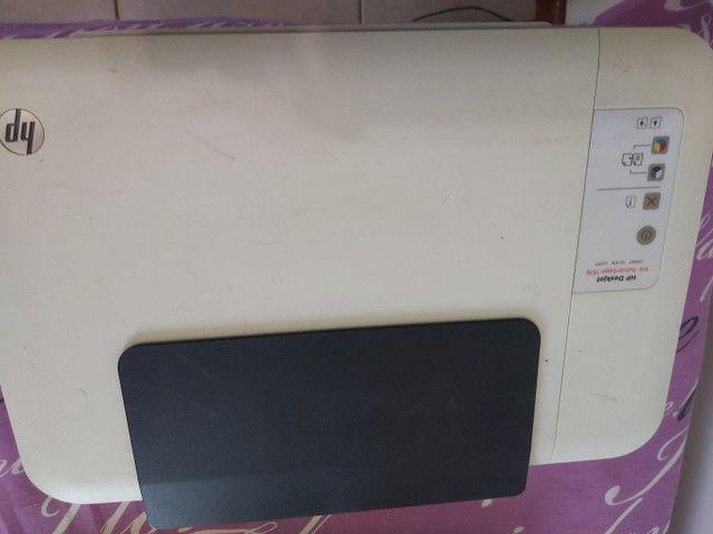 Impressora  HP Deskjet - Foto 4