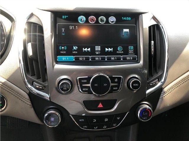Chevrolet Cruze 2017 1.4 turbo ltz 16v flex 4p automático - Foto 10