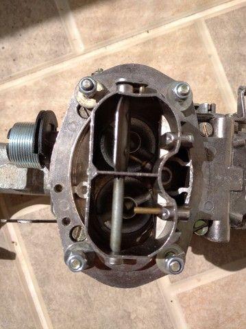Carburador Solex H34 com Coletor - Foto 6