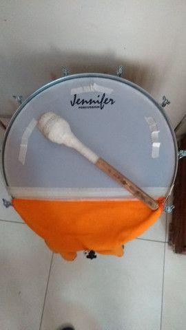 "Surdo 20"" Jennifer Percussion - Foto 2"