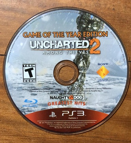 Uncharted 2 - Among Thieves - PS3 (Mídia Física) - Foto 5