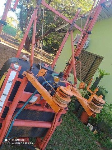 Pulverizador 600 LTS ADVENTURE - Foto 4