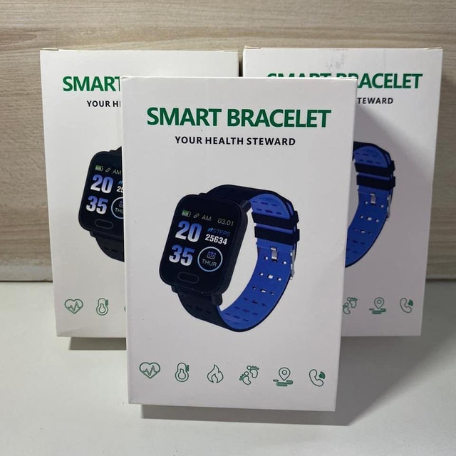 Relógio smartwatch A6 - Foto 2