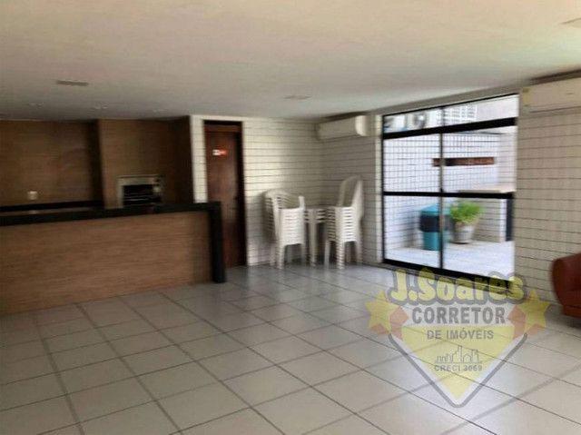 Tambauzinho, 3 quartos, 2 suítes, 77m², R$ 290.000, Venda, Apartamento, João Pessoa - Foto 3