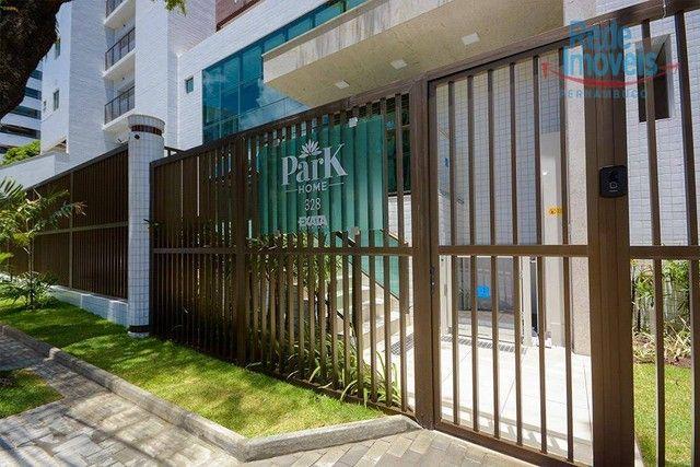 Apartamento com 2 dormitórios à venda, 52 m² por R$ 460.000,00 - Aflitos - Recife/PE - Foto 8