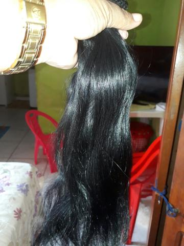Vendo mega hair