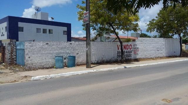 Terreno Nova Mangabeira