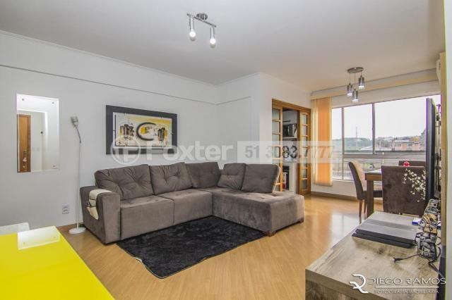 Apartamento à venda com 2 dormitórios em Partenon, Porto alegre cod:161566