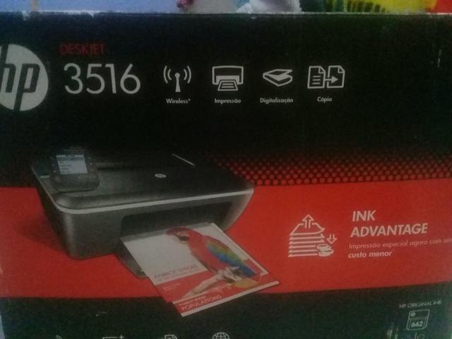 Vende-se Impressora HP3516