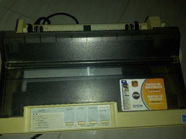 Impressora LX300+II