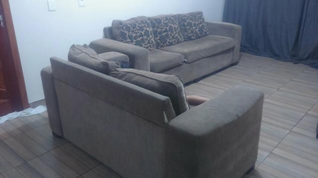 Vendo jogo de sofá conservado