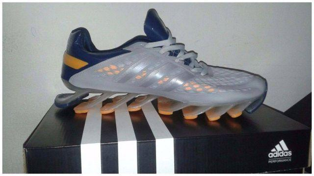 Tênis adidas Springblade Cinza- 43