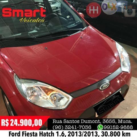 Smart Veículos - Fiesta Hatch Rocam 1.6, 2013/2013, 30.800 km