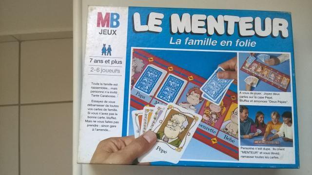 Jogo Le Menteur